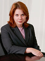 Olga Cherkasova, Head of Tax Department