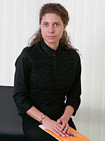 Olga Rabinovitch, Start Up coordinator